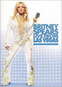 Cover Britney Spears - Live From Las Vegas [DVD]